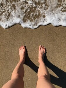 Earthing Bare foot