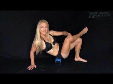 How To Foam Roll FULL BODY | Step by step instructions | Get supple, mobile & relieve tension